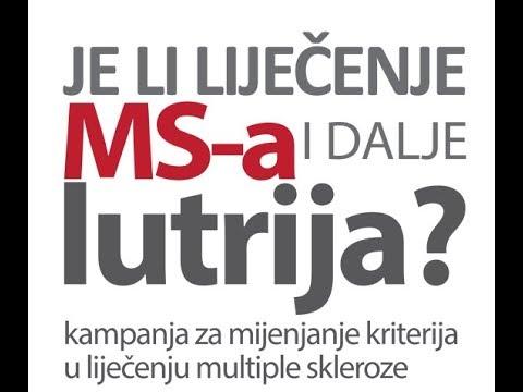 Je li liječenje MS-a i dalje lutrija?