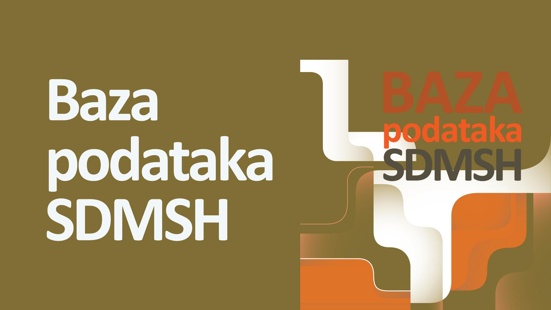 Baza podataka SDMSH