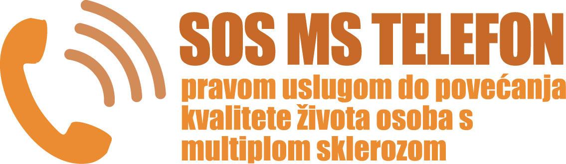 SOS MS telefon – pravom uslugom do povećanja kvalitete života oboljelih od multiple skleroze